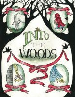 Into the Woods Poster Design by SelfishKitty