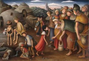 The prolonged meeting by perodog