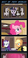 Best of Pony Worlds by outlaw4rc
