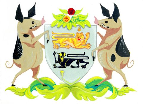 Coat of Arms: FTAP by AmandaMyers