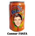 Connor FANTA by ShiraOokami