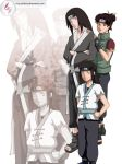 Neji's family by Aldely