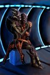 Turian Commission by furball891