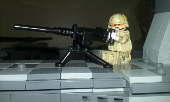 Brickarms M2HB by CT117