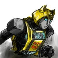 Bumblebee preview by jameson9101322