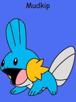 Mudkip by Catherinex13