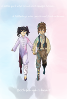 D.Gray-Man: Together a Heart by Golden-Flute