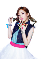 Taeyeon (SNSD) Casio png [render] by Sellscarol