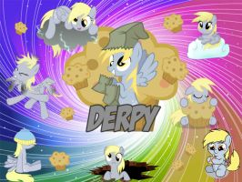 derpy's world of muffins by CS-epicness