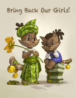 Bring Back Our Girls! by Catell-Ruz