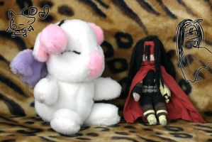 My 2 favourites plushieees by DRagonka
