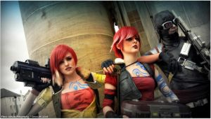 Borderlands /Connichi 2013 by Fleon