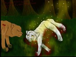 :Thunderclan warriors don't kill unless they must: by ClawsandSkulls98