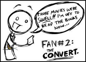 no. 2: The Convert. by shoomlah