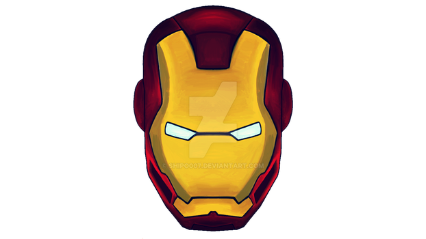 IRONMAN by shipo007