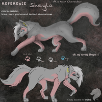 New Sheyla Reference. by Akiroo