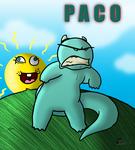 Contest Entry - Paco by Rochejii