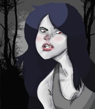 Marceline by whaleclouds