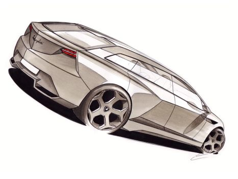 Lambo SW by cananea
