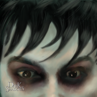 Barnabas' Eyes by PeggoH