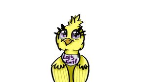 Five Nights At Freddy's - Chica Luvs You by Ashtrol