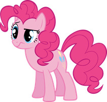 Confused Pinkie by Chezne
