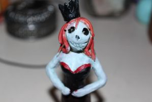 My sister made me a little me by portraitofadoll