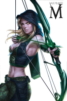 Robyn Hood Wanted Renders by ValdiMilanisti