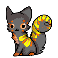 Cat Adopt (Closed) (2 Points) by Firestar999