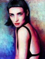 Rooney Mara by ephemeras