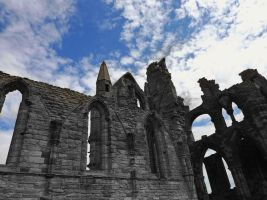 Whitby Abbey by Jorec