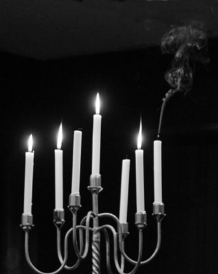 Tenebrae Candles by AfricanObserver