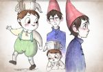 Over the garden wall by JaneTheHuman