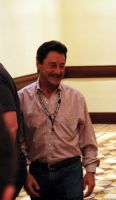 Peter Cullen at Panel Ending by LadyElita-Arts