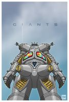 Giant - King Joe by DanielMead