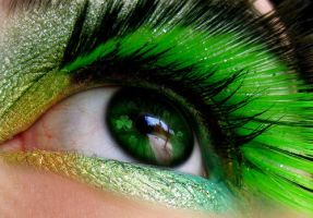 Irish Eyes by XxImAkItTyKaTxX