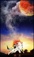 Fire and Earth by cdickerson