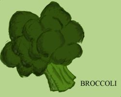 broccoli filled by moshx