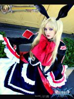 Blazblue: Rachel Alucard by haraju2girls