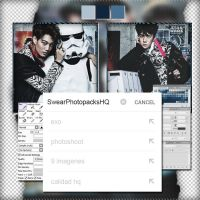 Photopack 313: EXO by SwearPhotopacksHQ