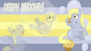 Derpy Hooves by DJBrony24