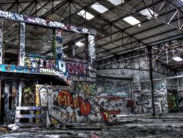 UrbEx HDR XVII by digitalminded
