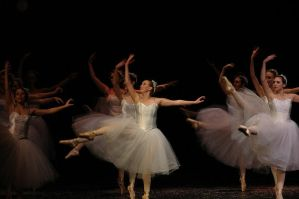 Nutcracker Ballet III by adnamac