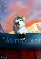 On Board Of The Astrolabe (Video Link) by Ondjage