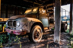 Old truck 2 by droy333