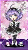 Creamy Mami Gothic - Chibi by Hana-May
