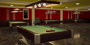 Sports Lounge 1 by bewsii