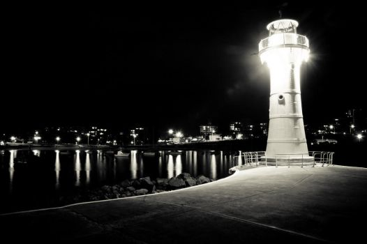 The old lighthouse by xylem