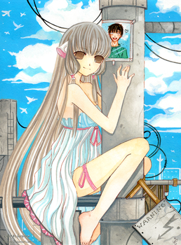 +Chobits - Someone just for Me+ by larienne