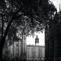 Palace of Westminster, Study 1 by kapanaga